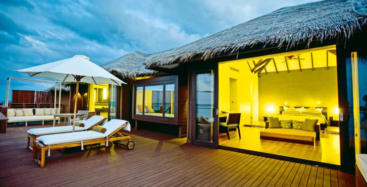 Villa Deluxe Aqua - Zitahli Resorts & Spa Kuda-Funafaru