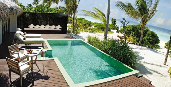 Villa Super Deluxe Beach - Zitahli Resorts & Spa Kuda-Funafaru