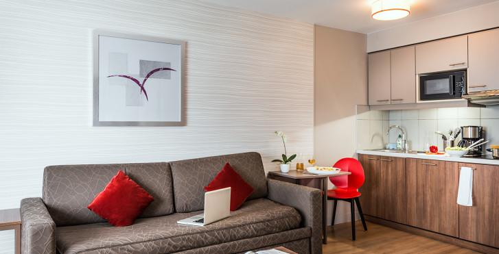 Image 22911953 - Aparthotel Adagio Bercy Village