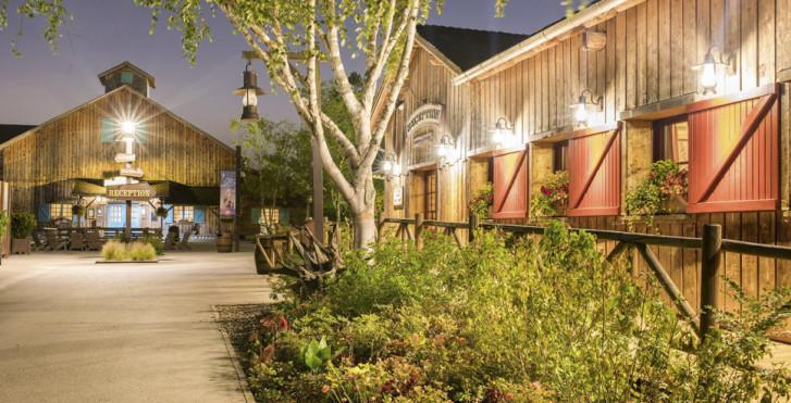 Disney's Davy Crockett Ranch - incl. entrée parc