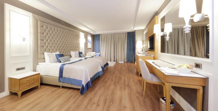 Chambre double Deluxe - Sueno Hotels Deluxe Belek