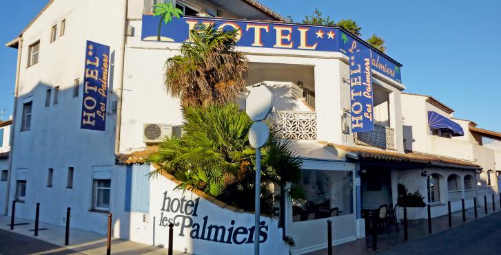 Image 7857050 - Hôtel Les Palmiers