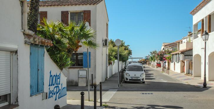 Image 28620511 - Hôtel Les palmiers en Camargue