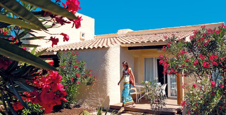 Exemple Lano - Village Belambra «Les Lauriers Roses»