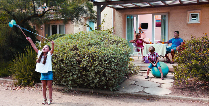 Exemple La Pinède - Village Belambra «Les Lauriers Roses»