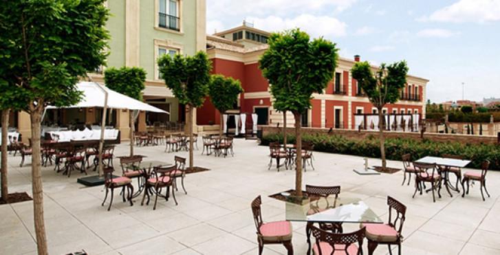 Bild 27192252 - Eurostars Palacio Buenavista