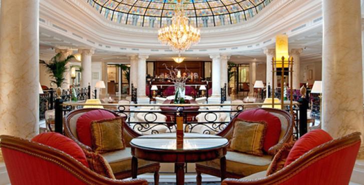Bild 27192260 - Eurostars Palacio Buenavista