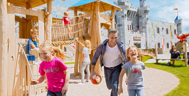 Village de vacances LEGOLAND® – Châteaux incl. entrée parc