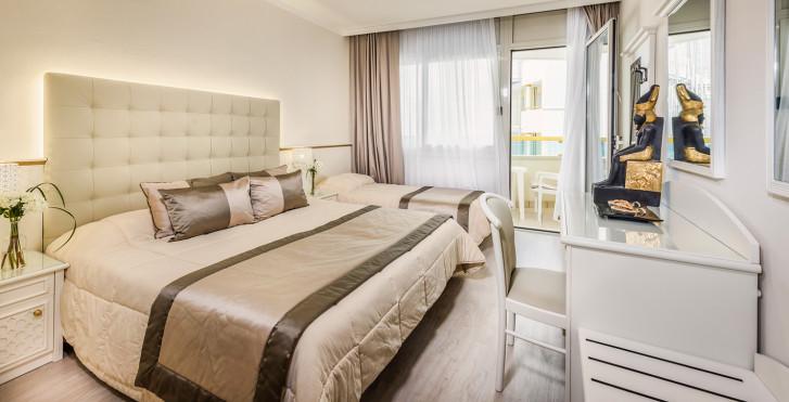 Chambre double Cairo/Luxor - Luxor & Cairo Wellness Hotel