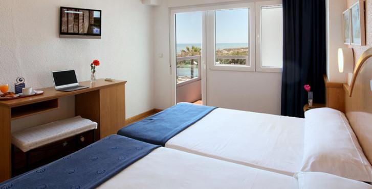 Chambre double - Hôtel Playas de Guardamar