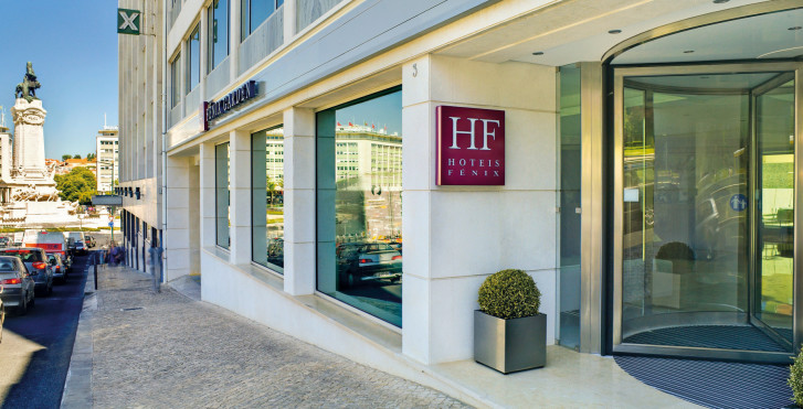 Image 22833279 - Hôtel Fénix Garden