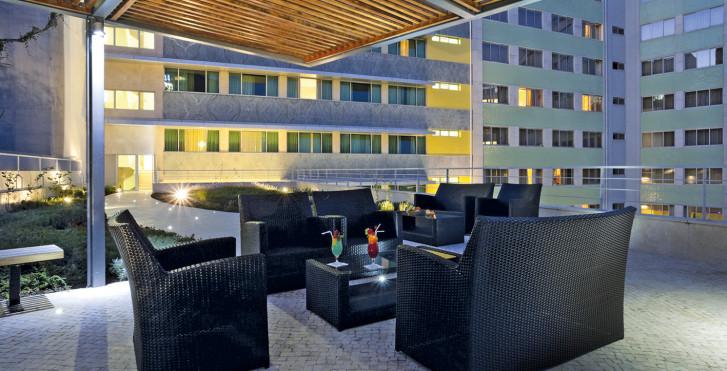 Bild 22833295 - Hotel Fenix Garden