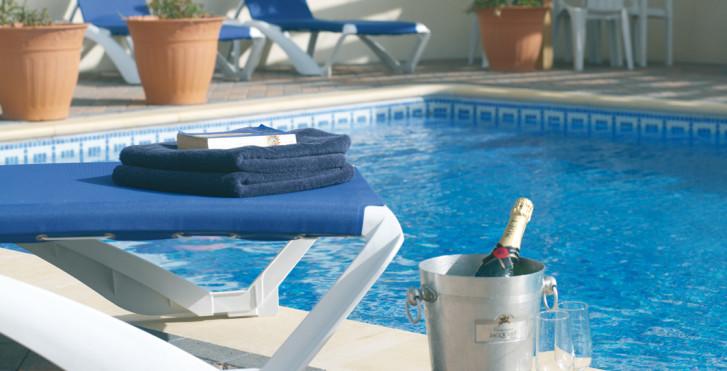 Bild 7303963 - Hotel Hampshire