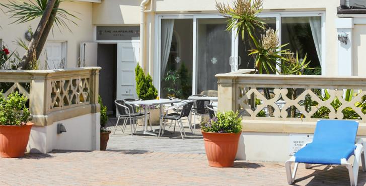 Image 28588520 - Hôtel Hampshire