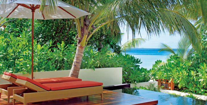 Villa Beach (2 étages) - Constance Halaveli