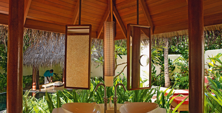 Villa Beach - Constance Halaveli
