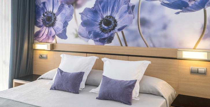 Doppelzimmer - Sumus Hotel Monteplaya