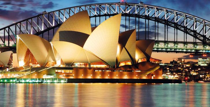 Opéra de Sydney, Australie