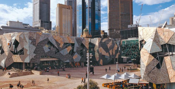 Federation Square, Adelaide