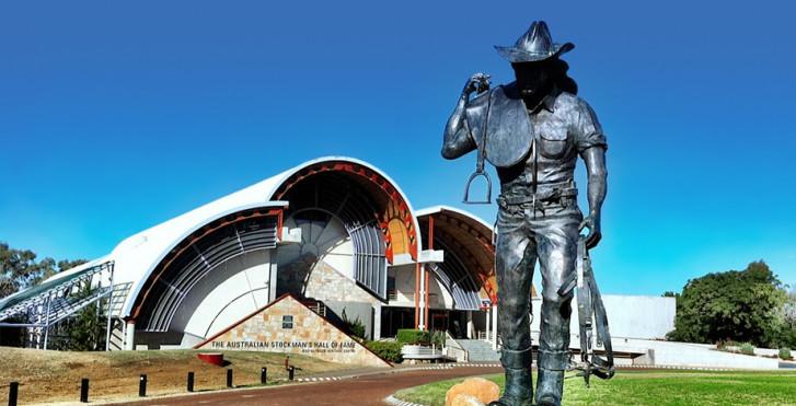Australian Stockman's Hall of Fame, Brisbane