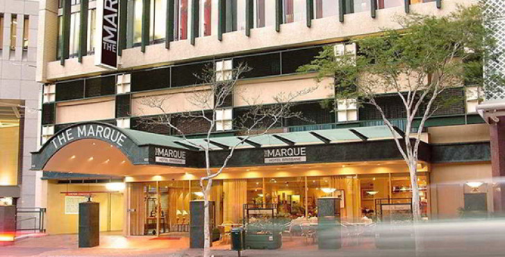 Rendezvous Hotel Brisbane On George