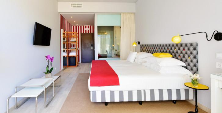 Doppelzimmer Deluxe Poolsicht - Pestana Alvor South Beach