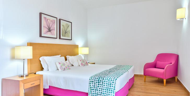Doppelzimmer - Hotel Torre Praia