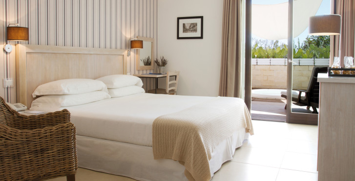 Chambre double Superior - Canne Bianche Lifestyle & Hotel