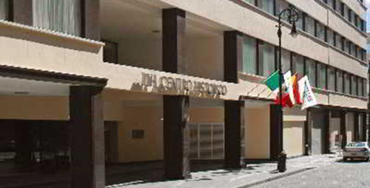 Image 22317252 - NH Mexico City Centro Histórico