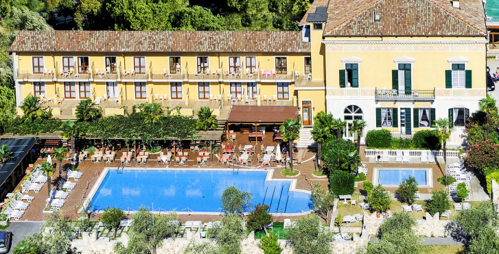 Image 22357459 - Hôtel Antico Monastero & Camping Toscolano
