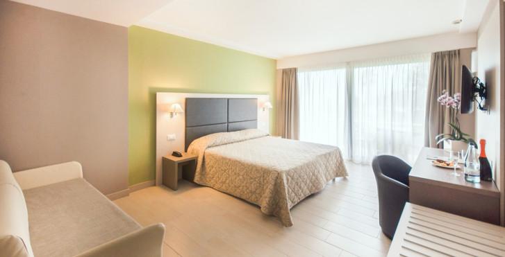 Doppelzimmer Superior - Park Hotel Casimiro Village
