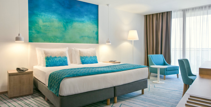 Doppelzimmer Classic - Hotel Mlini