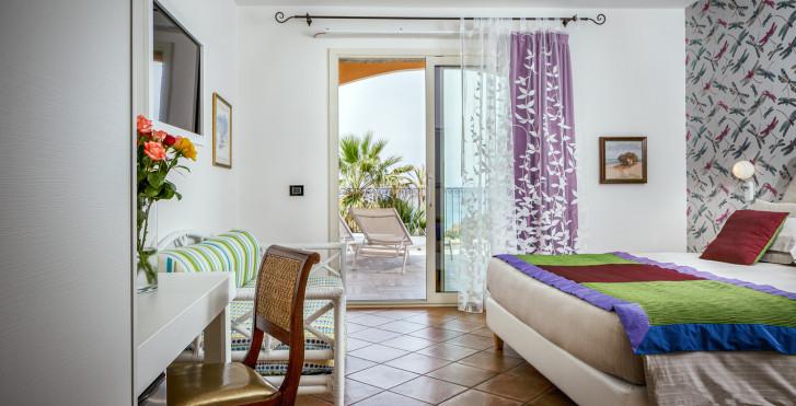Doppelzimmer Classic - Hotel Stella Maris