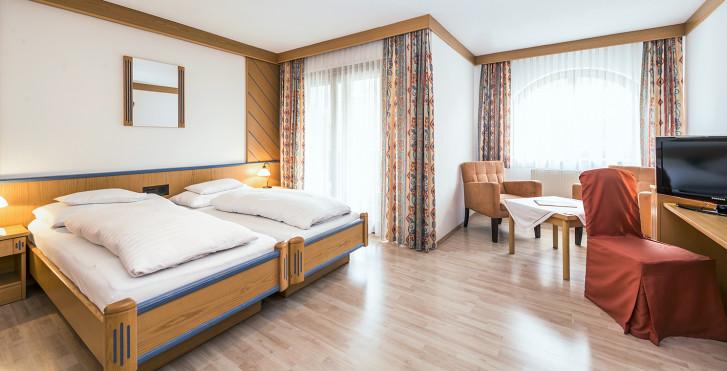 Chambre double Edelweiss - Aktiv- & Wellnesshotel Stubaier Hof