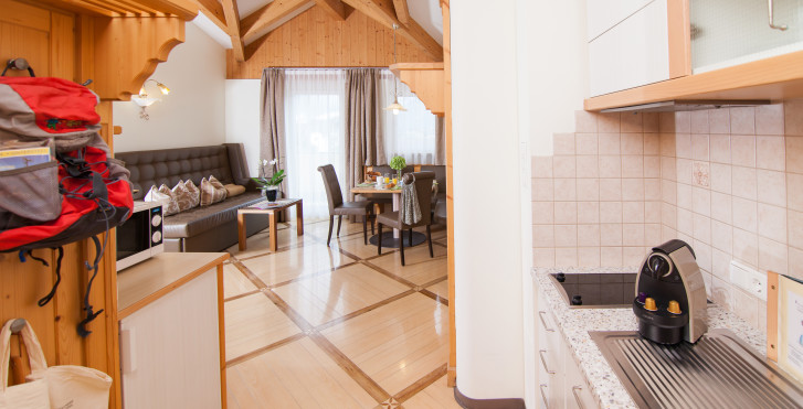 3-Zimmer-Appartement Family Deluxe - Familien-Wellness Residence Tyrol