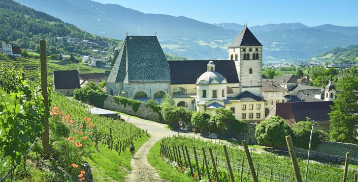 Kloster Neustift, Eisacktal