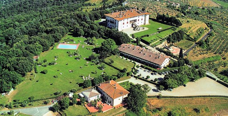 Borgo Artimino - hôtel