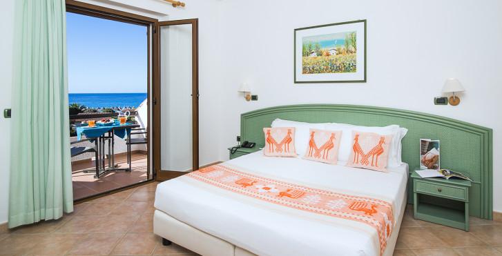 Doppelzimmer Deluxe - Hotel & Residence Cormoran