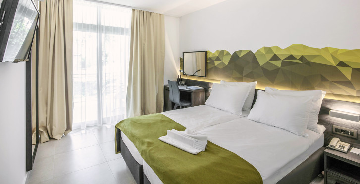 Doppelzimmer - Bluesun Hotel Alga