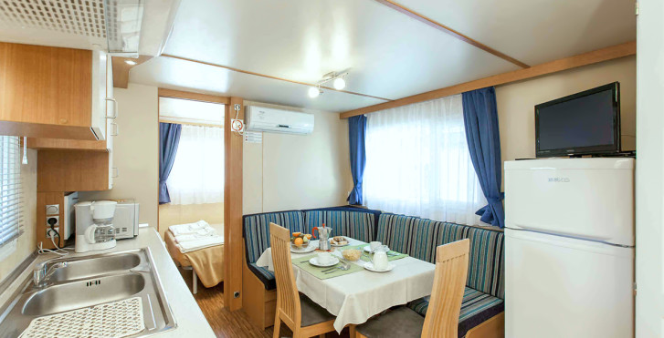 mobil-home Torcello Plus Gold - Ca' Pasquali Village