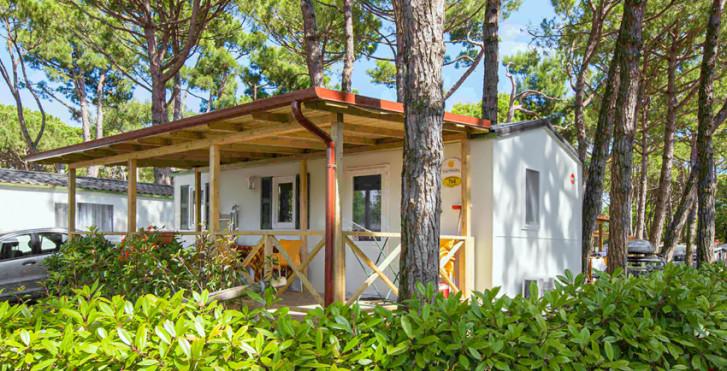 Mobil-home Torcello Plus Gold - Ca' Pasquali Village