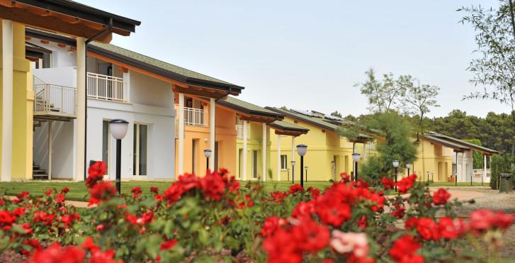 Spiaggia Romea - Residence Oasi