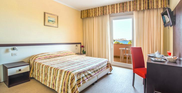 Doppelzimmer - Hotel Fabricia