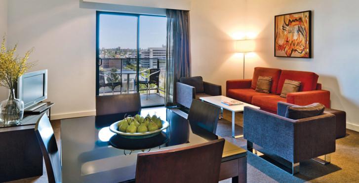 Bild 22492427 - Adina Apartment Hotel Perth Barrack Plaza