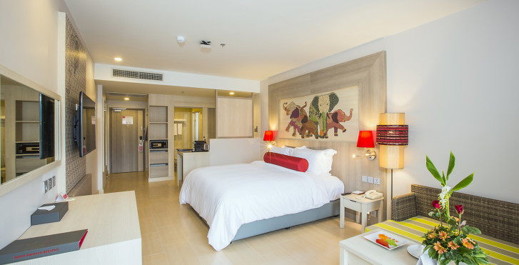 Chambre Deluxe - Ramada Phuket Deevana