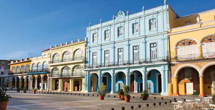 La Habana Vieja, La Havane, Cuba