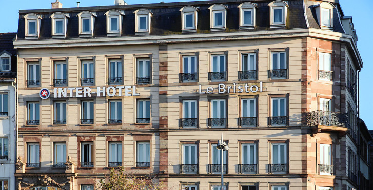 Image 23013442 - Inter-Hôtel Le Bristol