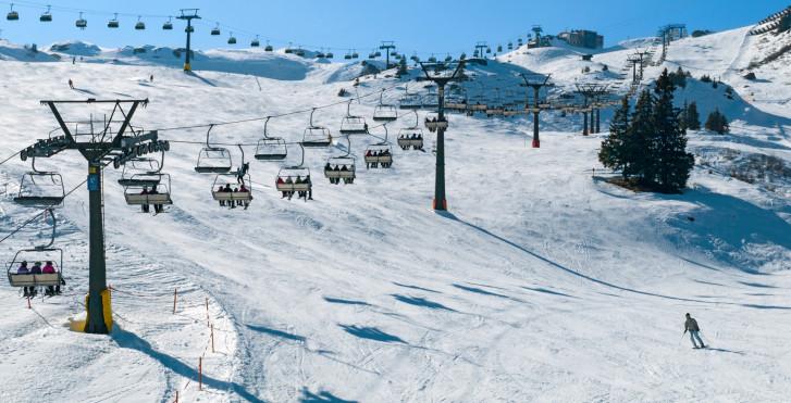 Skiferien in Paznauntal / Ischgl