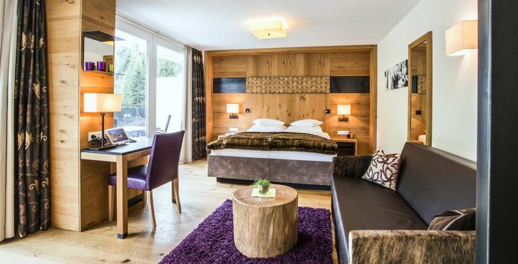 Chambre double Deluxe - Hôtel Fliana