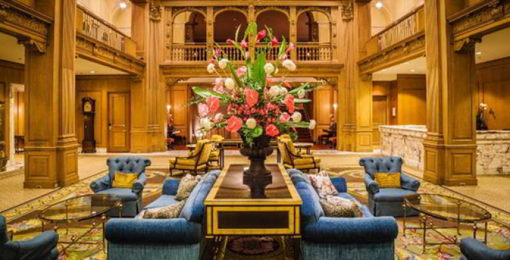 Bild 22783169 - The Fairmont Olympic Hotel
